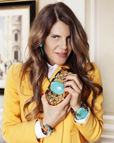 Anna Dello Russo firma la nuova collezione accessori di H&M