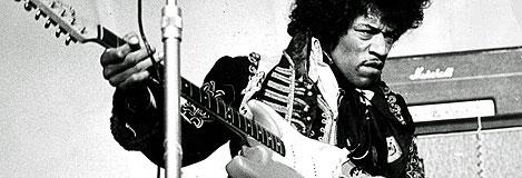 Un album perduto di Jimi Hendrix sarà pubblicato nel 2013
