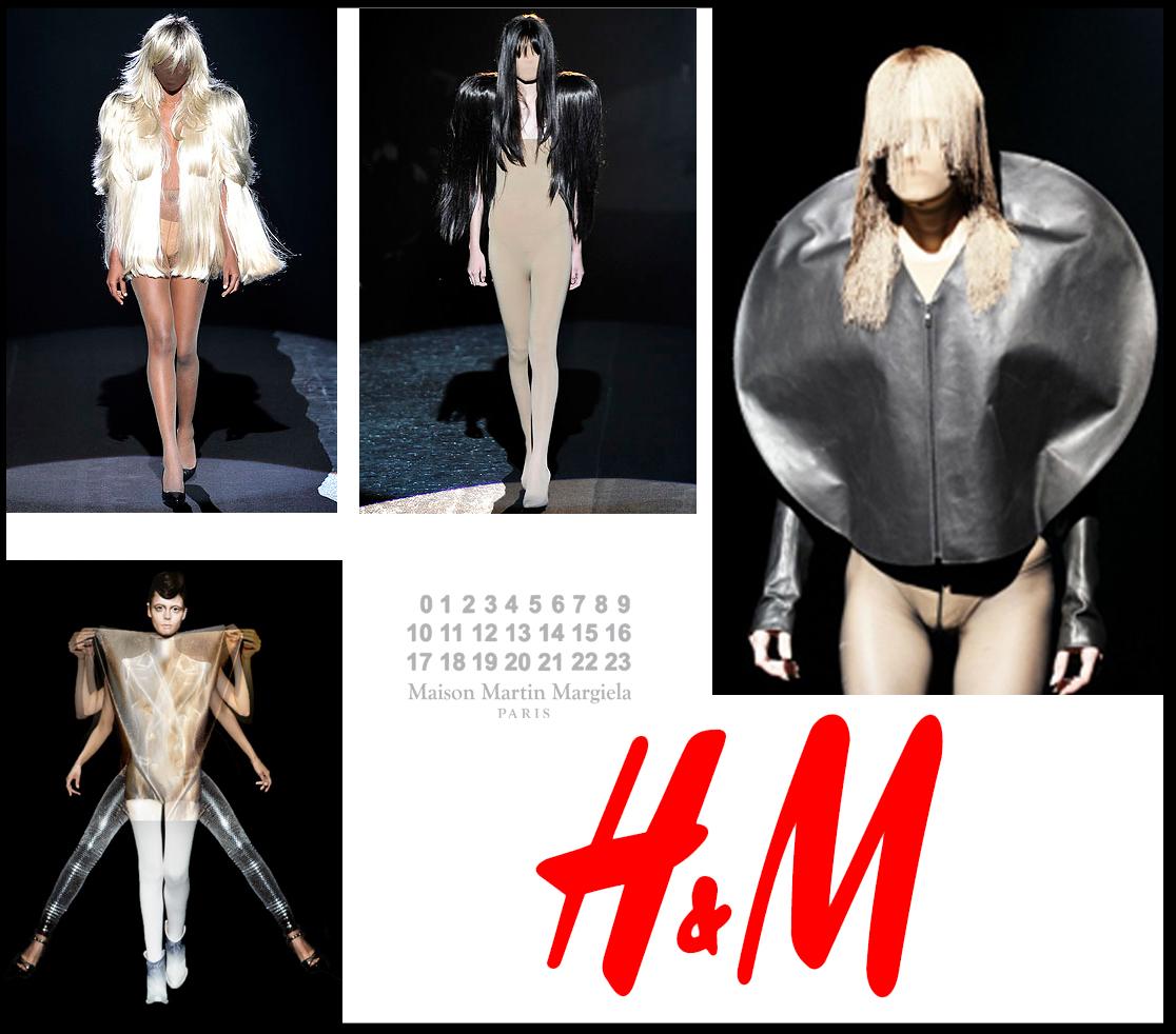 H&M: arriva la nuova capsule collection firmata Maison Martin Margiela