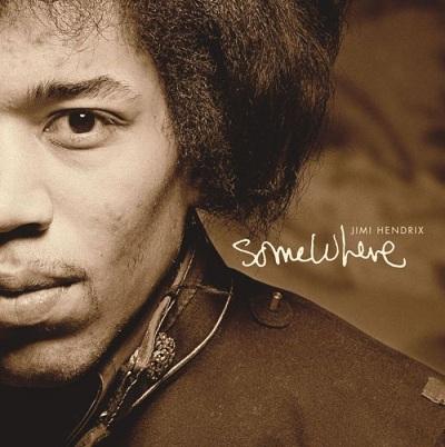Jimi Hendrix: da oggi è possibile acquistare 'Somewhere'