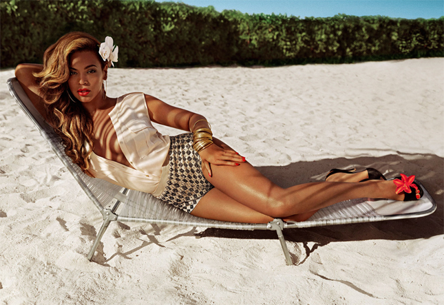 Beyoncè testimonial della Summer Collection di H&M