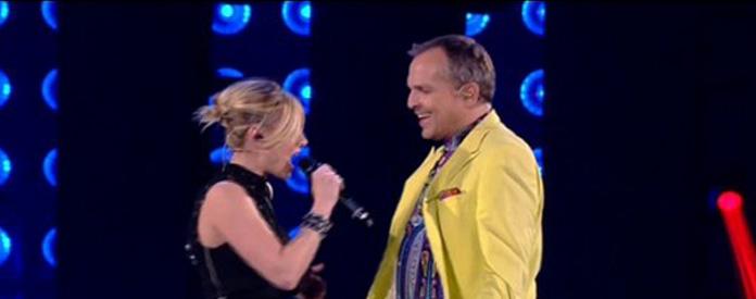 Emma e Miguel duettano con 'Morena mia'