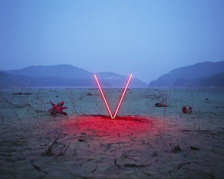 V Maroon 5 Album Cover In preorder 'V', il nu...
