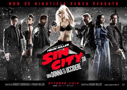 Sin City Una Donna per Cui Uccidere film stasera in tv 29 settembre: cast, trama, streaming