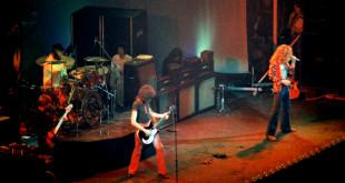 Led Zeppelin Chicago 75