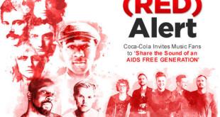 CocaColaeREDAgainstAIDS