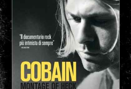 Cobain: Montage Of Heck torna al cinema solo per domani 22 luglio 2015