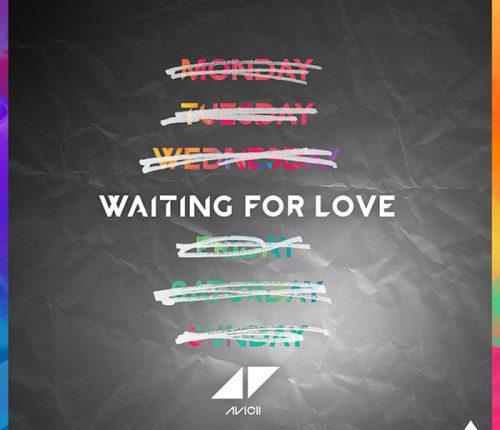 Avicii: esce oggi Waiting for love, il nuovo singolo