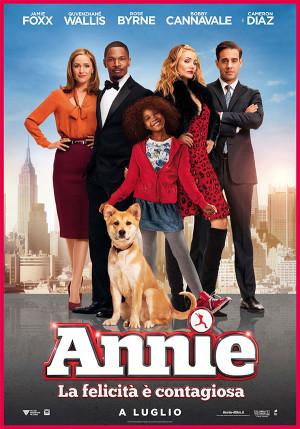 Annie – La felicità è contagiosa, trailer italiano