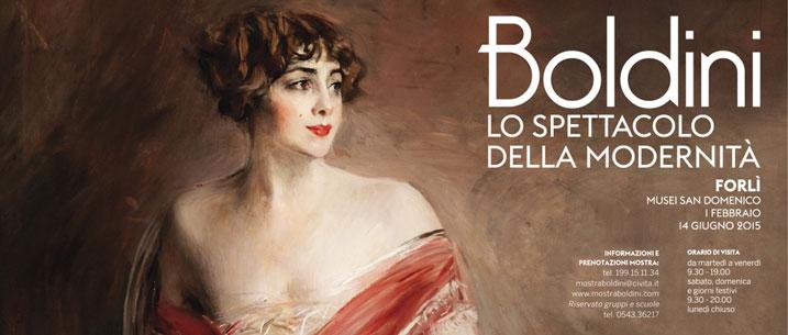 Boldini al San Domenico di Forlì, apertura speciale il 1 giugno 2015