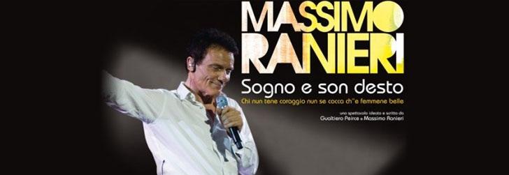 Massimo Ranieri porta a Cattolica il suo tour Sogno e son desto