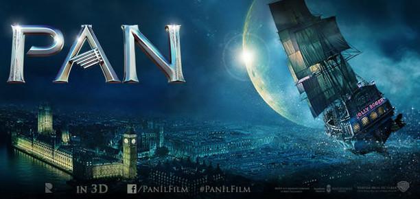 Il trailer in italiano di Pan, il nuovo film di Joe Wright