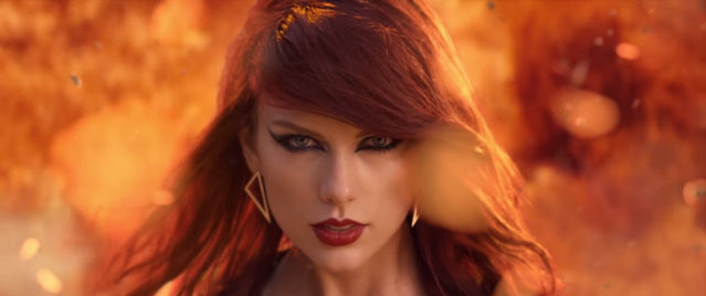 Taylor Swift: cover orchestrale di Bad Blood – video