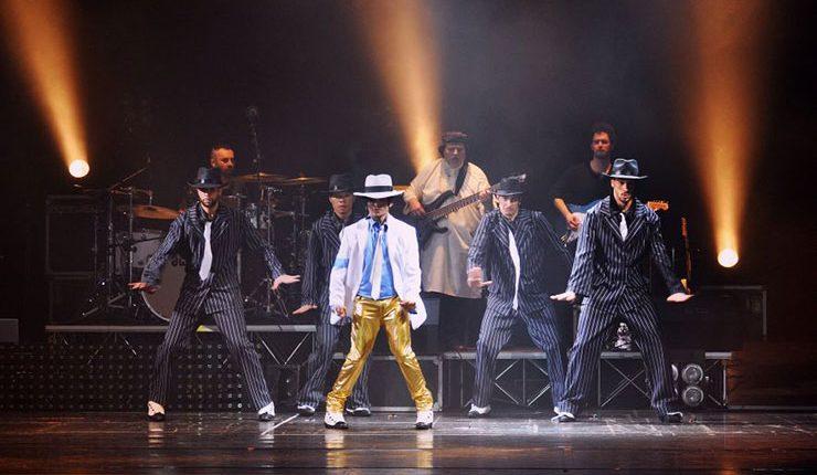 Sergio Cortés porta il suo Michael Jackson Live Tribute Show a Milano