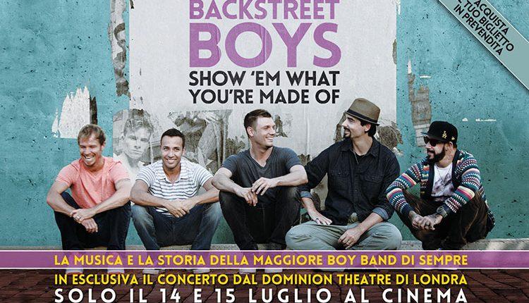Backstreet Boys: in studio per il nuovo album entro il 2015