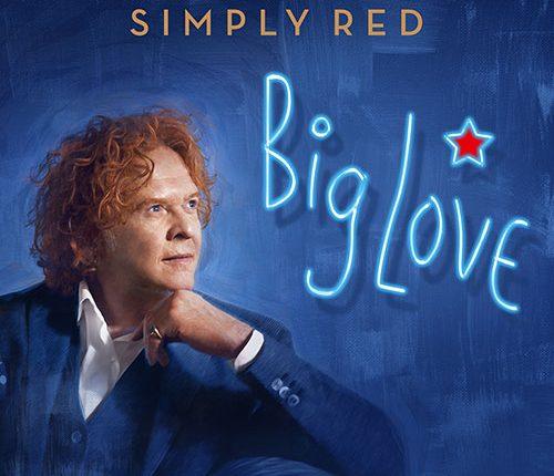 Simply Red: esce oggi Big Love, il nuovo album