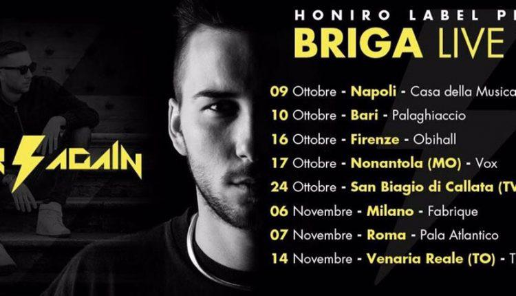 Mattia Briga: nuovo video e tour in autunno