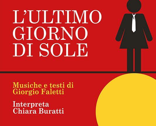 Intervista a Chiara Buratti: il ricordo di Giorgio Faletti