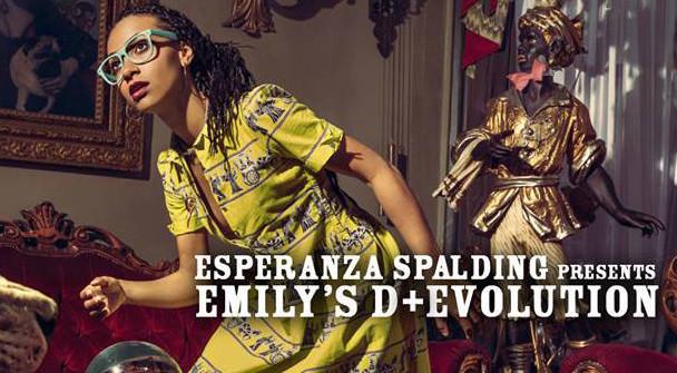 Esperanza Spalding in Italia a novembre con il suo Emily's D+Evolution tour