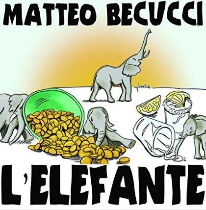 Matteo Becucci torna con L'elefante, il nuovo singolo