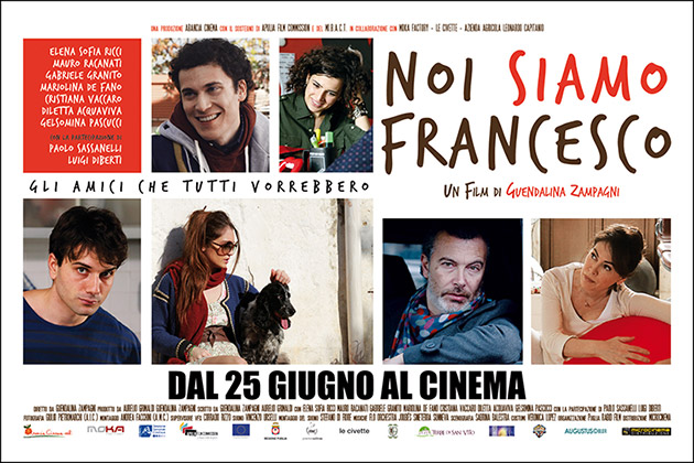 Noi siamo Francesco – Trailer