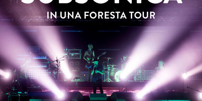 subsonica-tour