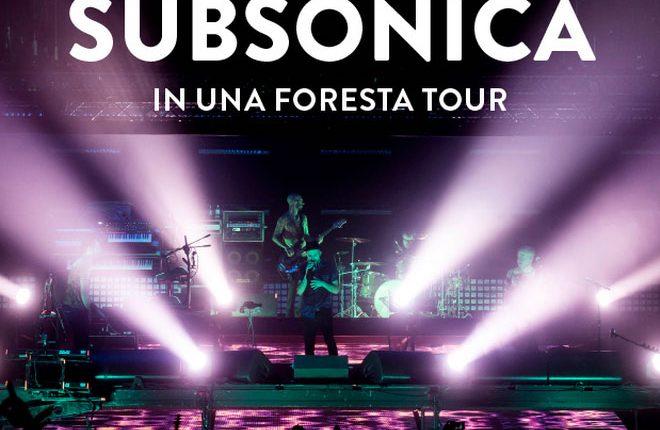 Subsonica: In una Foresta Tour partirà il 13 giugno 2015