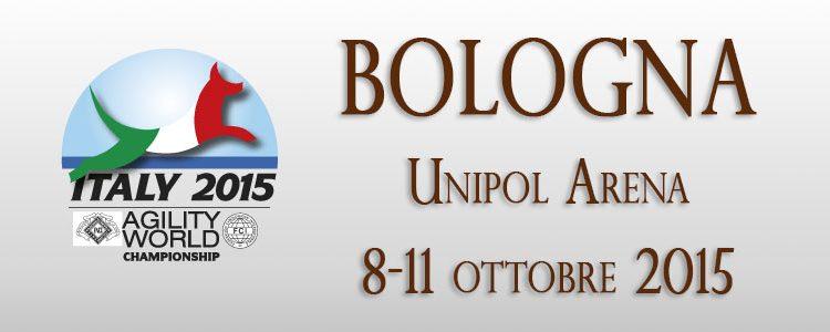 Campionato del Mondo di Agility 2015 a Bologna – biglietti e come arrivare