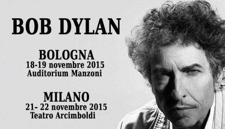 Bob Dylan torna in Italia a novembre 2015 – biglietti