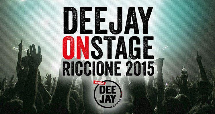 Deejay On Stage a Riccione 2015: tutte le date e gli ospiti