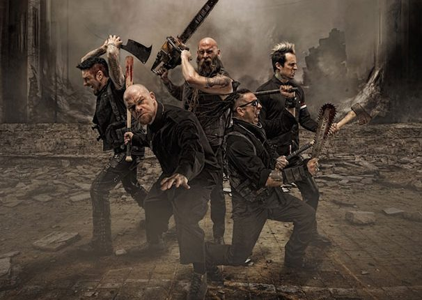 Five Finger Death Punch: il nuovo video di Jekyll and Hyde
