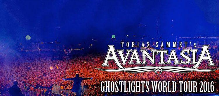 Avantasia: nel 2016 nuovo album e un concerto a Milano – biglietti