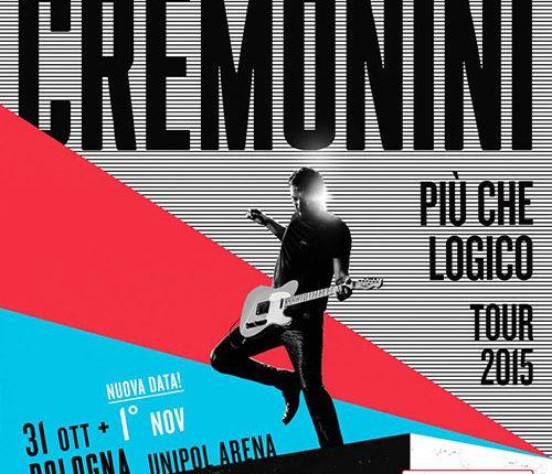 Cesare Cremonini tour: raddoppia anche Bologna – biglietti