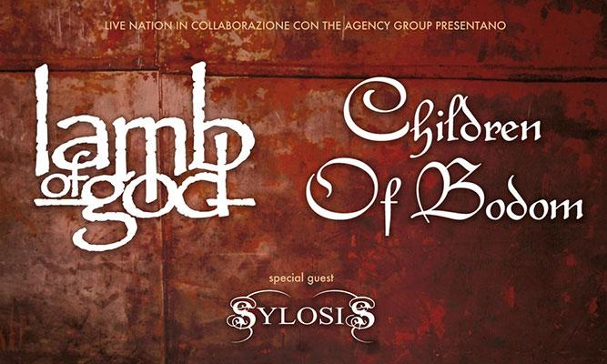 Lamb Of God: annullato lo show di Milano – rimborso biglietti