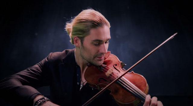 David Garrett: 4 concerti in Italia a settembre 2015 – biglietti