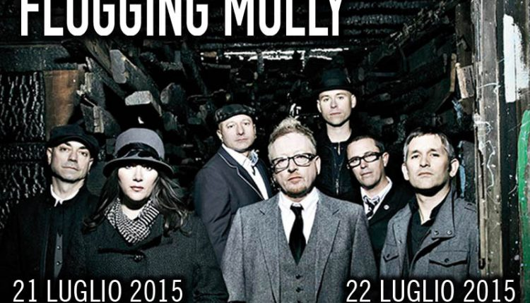 Flogging Molly: cancellati i concerti di Milano e Roma – info e rimborsi