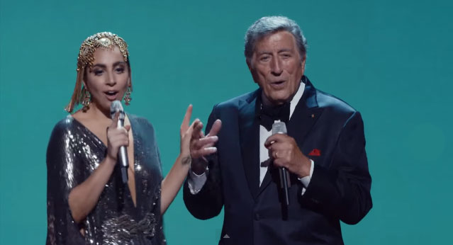 Lady Gaga e Tony Bennett all'Umbria Jazz 2015