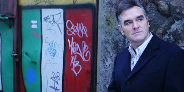 Morrissey: un concerto a Napoli il 7 ottobre 2015 – biglietti
