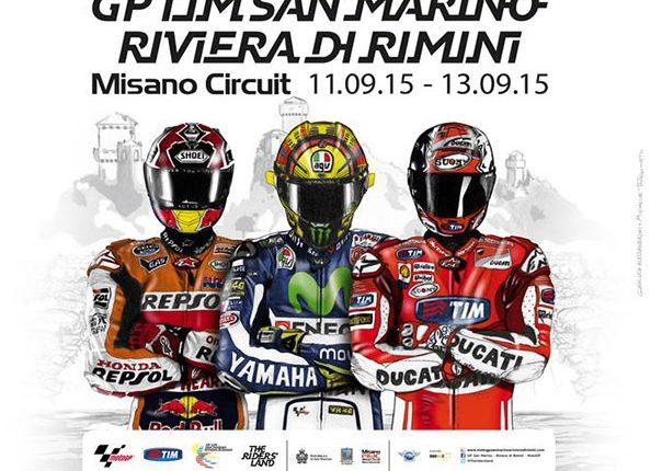 Moto Gp: a Misano il 13 settembre 2015 – biglietti
