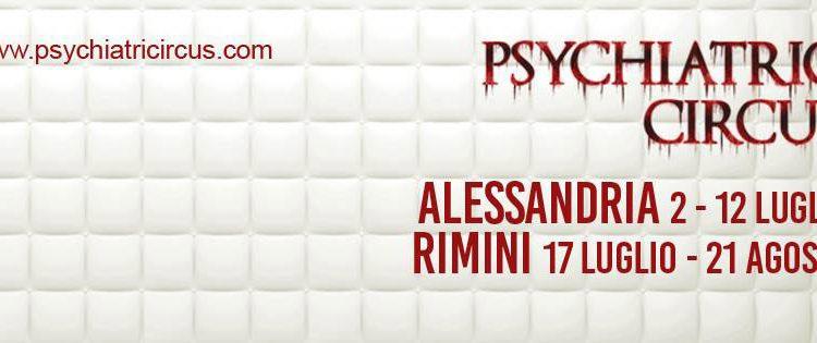 Psychiatric Circus al 105 Stadium di Rimini – biglietti