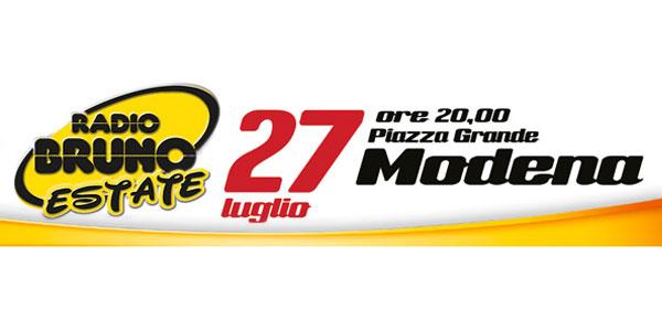 Radio Bruno Estate 2015: a Modena con The Kolors