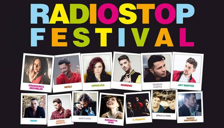 Guarda in streaming il concerto di Radio Stop Festival