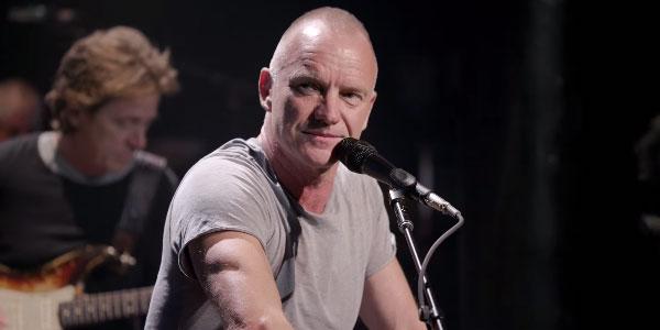 Sting chiude il Pistoia Blues Festival 2015 domani 24 luglio