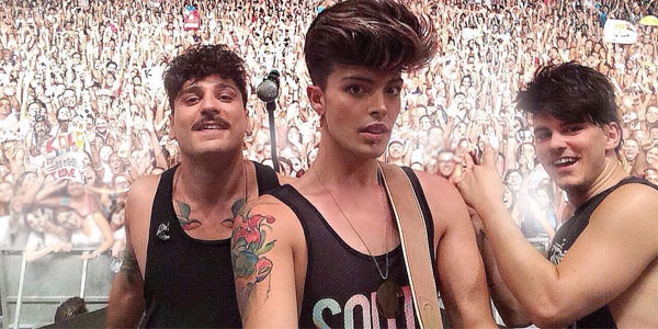 The Kolors: un documentario su Italia1 a settembre