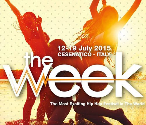 The Week 2015: Hip Hop e Street Dance a Cesenatico