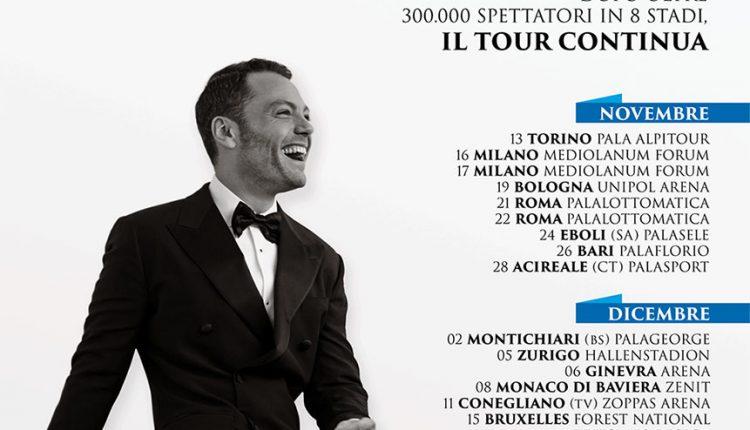 Tiziano Ferro: aperte le vendite dei biglietti dell'European Tour 2015