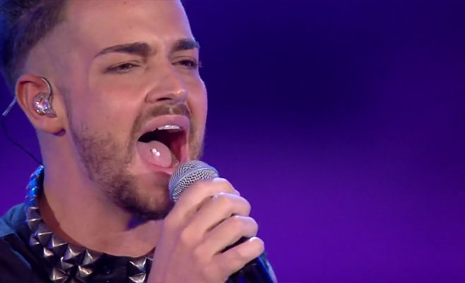 Valerio Scanu canta Alone al Coca Cola Summer Festival – video