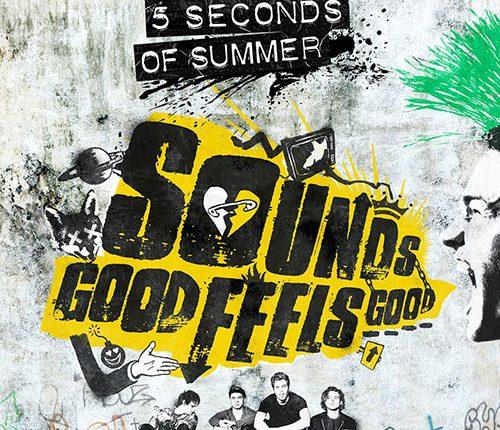 5 Seconds Of Summer: Sounds good feels good è il nuovo album in uscita il 23 ottobre 2015