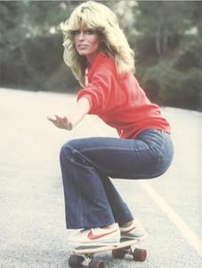Farrah-Fawcett-jeans
