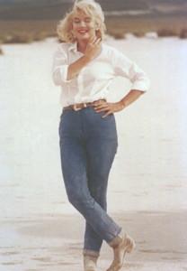 Marilyn-Monroe-jeans